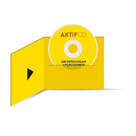 Pack Digifile cd  500 CD Livraison Offerte