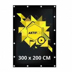 Bâche 300x200 CM