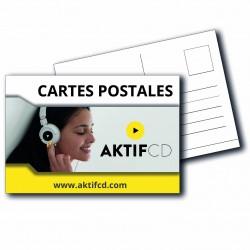 500 Carte Postale 15x10,5cm