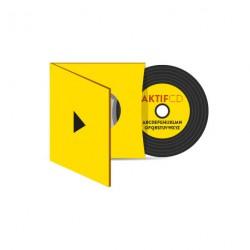 50 digisleeve Type vinyle CD couleur vinyle