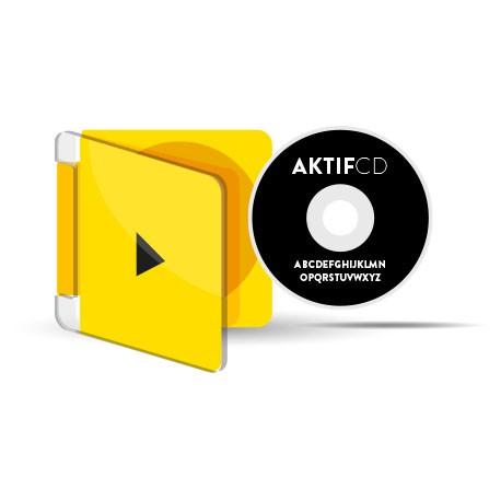 50 CD serigraphie noir vernis super jewel box cd livret jaquette