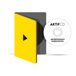 25 dvd Sérigraphie Texte Boitier dvd jaquette 4/0