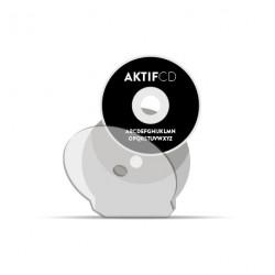 250 dvd Sérigraphie noir vernis shell cd
