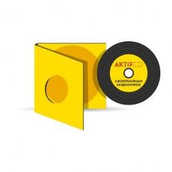 Digipack CD type vinyle