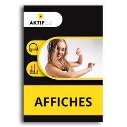 AFFICHES A4 / A3 / SRA3