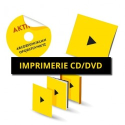 IMPRIMERIE CD / DVD