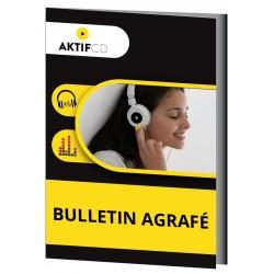 Bulletin Agrafé