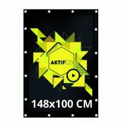 Bâche 148x100 cm